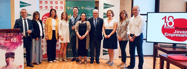 El jurado de AJE Albacete ha decidido las empresas y proyectos ganadores del Premio Joven Empresario