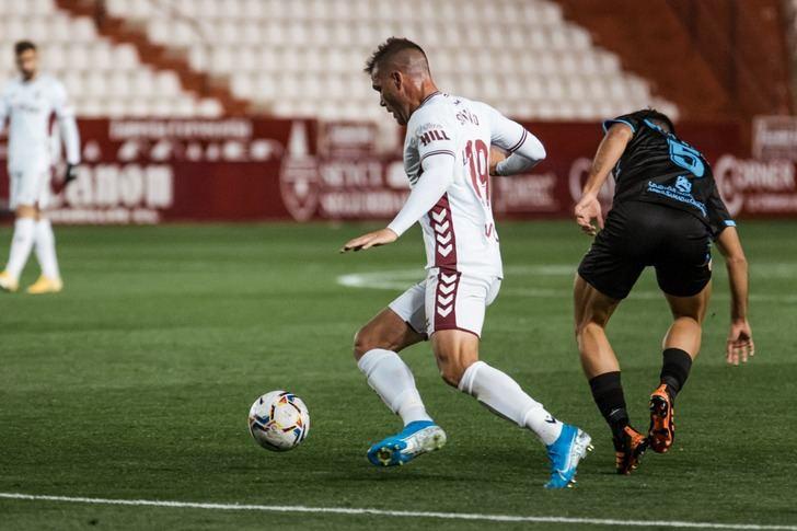 Albacete-Almería. Derrota en casa del Alba, que suma cinco partidos sin ganar (1-2)