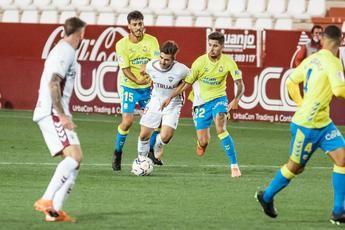 El Albacete dejó escapar la victoria por un polémico penalti de Arroyo en el minuto 90 (1-1)