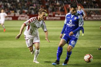 Al Albacete Balompié se le escapó la victoria en el minuto 90 contra el Tenerife (2-2)