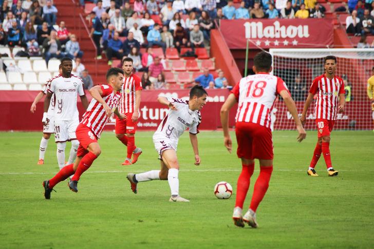 El Albacete, que suma cuatro semanas sin ganar, quiere reencontrarse con la victoria ante el Extremadura