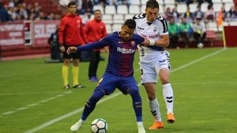 El Albacete empata ante el Barcelona B y roza los puestos de descenso (0-0)