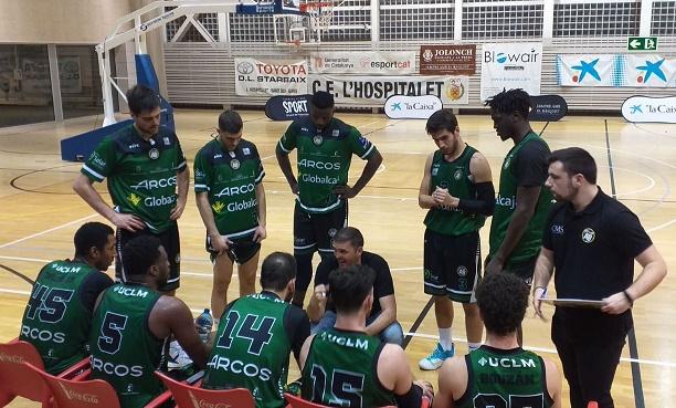 Arcos Albacete Basket logra la victoria in extremis gracias a un triple de Alfonso Ortiz en su última posesión