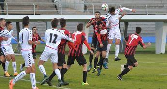 Imagen de archivo de un partido de Tercera División
