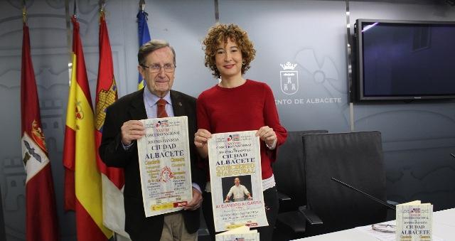 Albacete, capital de la música con motivo de la celebración de la XXXVIII Concurso Nacional de Jóvenes Pianistas
