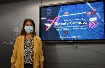El Foro 'Albacete Conecta' reunirá el 5 de octubre a expertos de referencia en logística, industria e innovación
