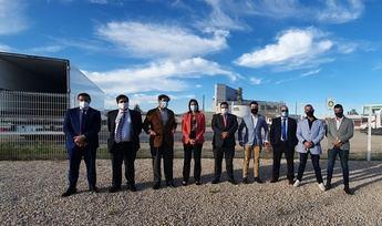 La delegación 'Albacete Conecta' destaca el potencial logístico de los parques empresariales de la ciudad