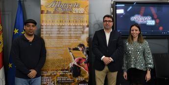 'Albacete en Salsa' congregará a 112 artistas de prestigio nacional e internacional y cerca de 500 participantes