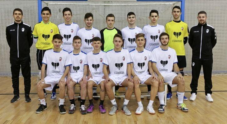 El Albacete FS celebra su 35 cumpleaños basado en su destacada cantera de juveniles, infantiles y cadetes