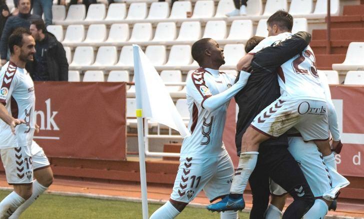 El Albacete Balompié gana al Rayo Majadahonda (1-0) y se va de vacaciones en ascenso directo