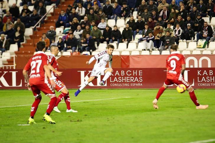 El Albacete buscará recuperar la senda de la victoria ante un Nástic que lucha por no descender