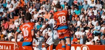 El Albacete Balompié se atasca ante el Numancia y no pasa del empate (0-0)