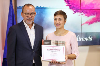 La Diputación de Albacete entrega en su stand de feria sus premios de fotografía 'Albacete siempre'