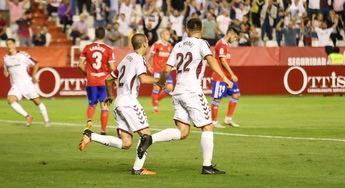 El Albacete Balompié, tras sus dos salidas consecutivas fallidas, recibe al Almería
