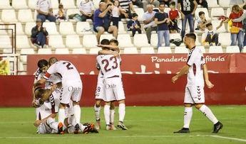 El Albacete Balompié es el el único equipo invicto de la Segunda división