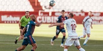 El Albacete dejó escapar la victoria frente al Huesca (2-2)