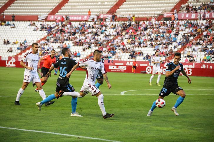 El Albacete perdió en casa con el Lugo y quedó eliminado de la Copa del Rey (2-3)