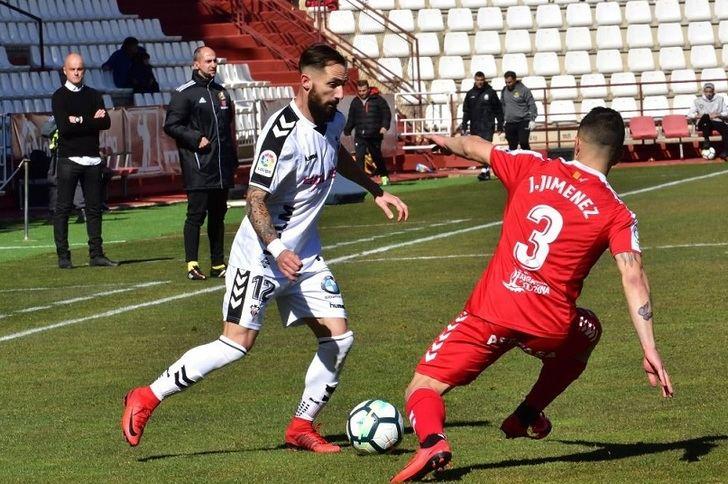 El Albacete Balompié quiere volver a ganar al Numancia quince años después