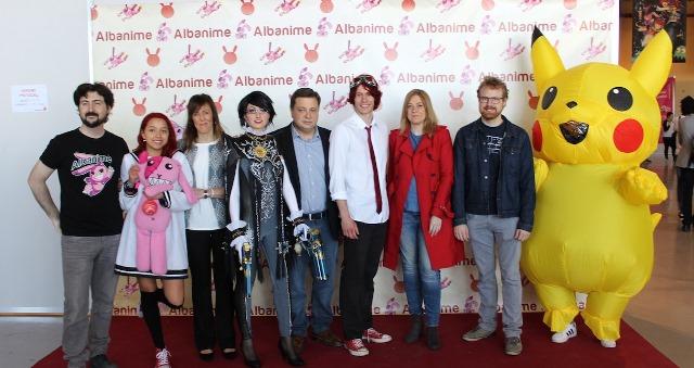 Inaugurado en Albacete el XIX Salón del Manga, Anime y Ocio Alternativo 'Albanime'