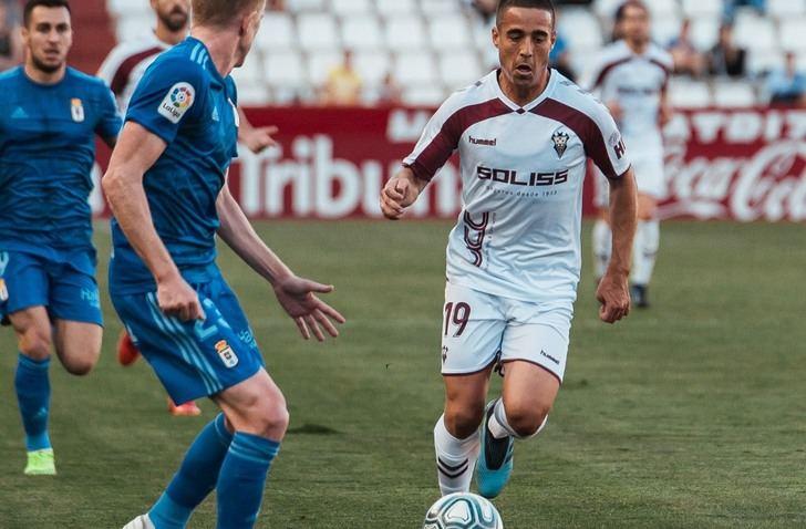 El Albacete perdió en el Carlos Belmonte ante un Oviedo que ya no es colista (1-2)