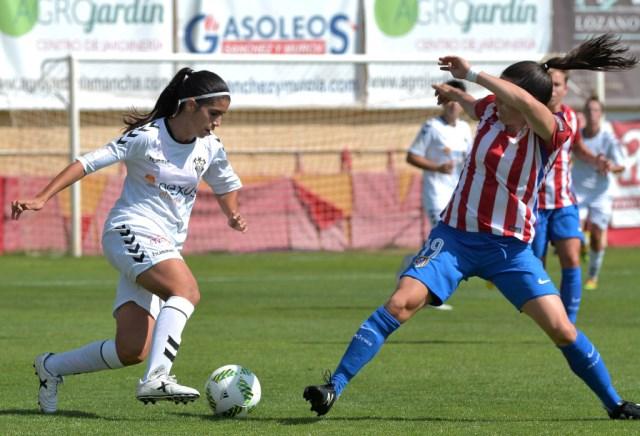 El Levante ficha a la albaceteña Alba Redondo hasta 2021