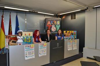 Albacete celebra este sábado la V feria del coleccionismo de juguete 'Albatoy' con más de 1.000 piezas
