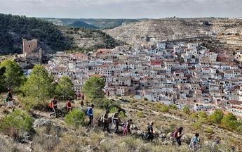 Alcalá del Júcar y Balazote, doble cita con las rutas senderismo de la Diputación de Albacete