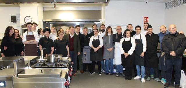 """I Concurso Provincial de Tapas de Albacete es una """"motivación"""" para que la creación e innovación de los hosteleros"""
