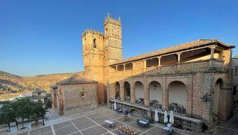 Alcaraz (Albacete) renueva recursos turísticos como la Lonja o el acceso al casco histórico