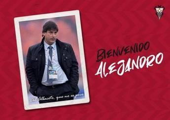 Alejandro Menéndez es el técnico elegido por el Albacete para sustituir a López Garai