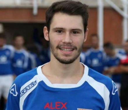 Álex Durán, el jugador del Caudetano que sufrió una parada cardiaca jugando en Almansa, sigue ingresado en Albacete