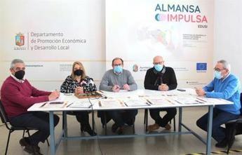 'Almansa Impulsa' remota su actividad formativa dirigida a empresas y emprendedores de forma online