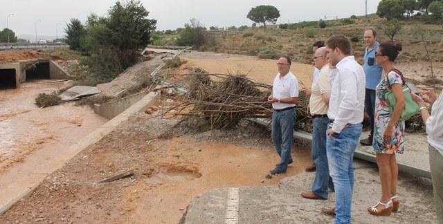 Castilla-La Mancha destina 380.000 euros para las obras de reparación y limpieza de los centros educativos afectados por la DANA
