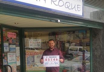 Repartido en Almansa el segundo premio de la Lotería, en el mismo lugar que tocó la Lotería de Navidad el año pasado