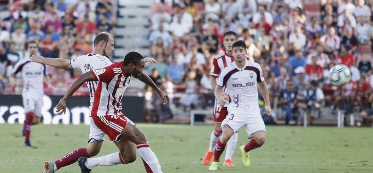 Un Albacete Balompié ausente cayó goleado en su debut en Almería (3-0)
