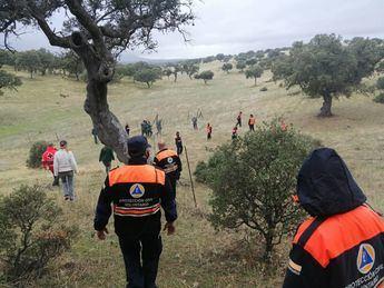 Un operativo de 50 efectivos busca a un hombre desaparecido en Almodóvar del Campo