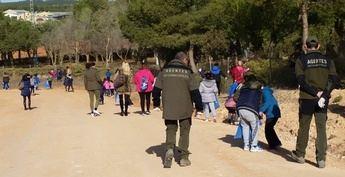 Alpera (Albacete) celebra el Día del Árbol en varias jornadas y con los jóvenes como grandes protagonistas