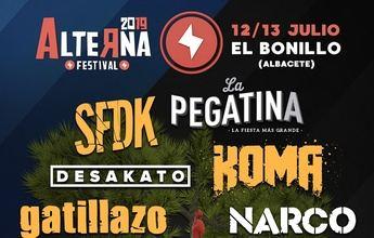 Le Pegatina, Zoo, Narco y Kaotico, entre las últimas confirmaciones del Festival Alterna de El Bonillo