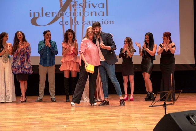 Álvaro Montes ganó la final de la primera edición española del Festival de la Canción Punta del Este 2019