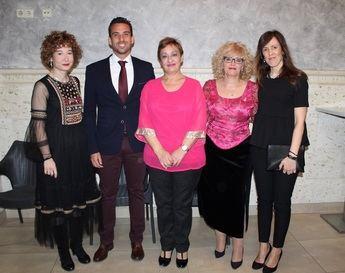 AMAC celebró una cena benéfica en Albacete con la idea de seguir ofreciendo servicios y apoyo a las mujeres con cáncer
