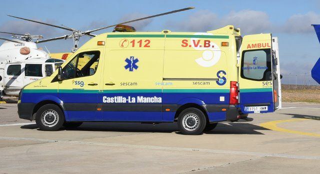 La Junta de Castilla-La Mancha afirma que los mínimos ante huelga de ambulancias serán 'amplios'