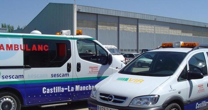 Un hombre de 65 años fallecido tras chocar su vehículo contra otro que estaba estacionado en Segurilla (Toledo)