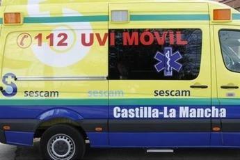 Muere un conductor tras salirse de la vía el coche en el que viajaba en La Torre de Esteban (Toledo)