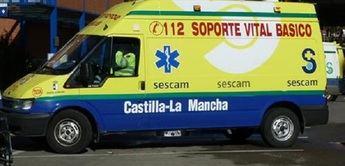Fallece un hombre de 55 años en un accidente de tráfico en Honrubia (Cuenca)