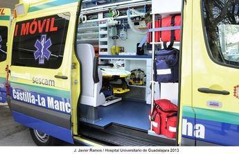 Fallece un camionero tras chocar contra otro camión en Villarrubio (Cuenca)