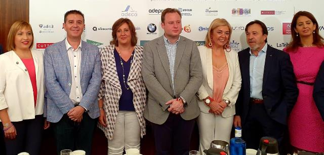 Las mujeres empresarias, protagonistas en la Feria de Albacete