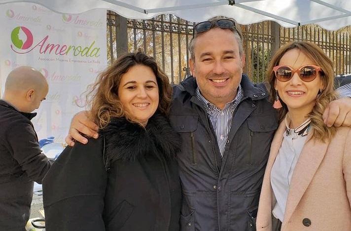 Las empresarias de La Roda hacen un balance positivo de su 'Fin de Semana D-Compras'