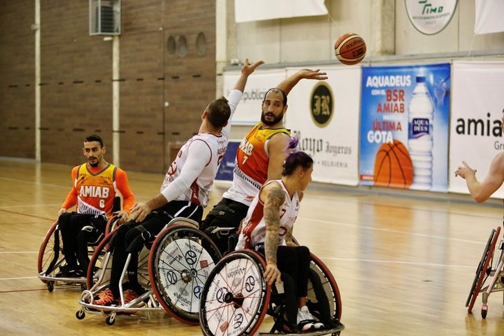 El BSR Amiab Albacete ganó al Rahden (59-82) y jugará en la última jornada de la Champions por la quinta plaza