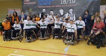 El BSR Amiab Albacete no pudo ganar la final de la Liga al Ilunion (81-42)