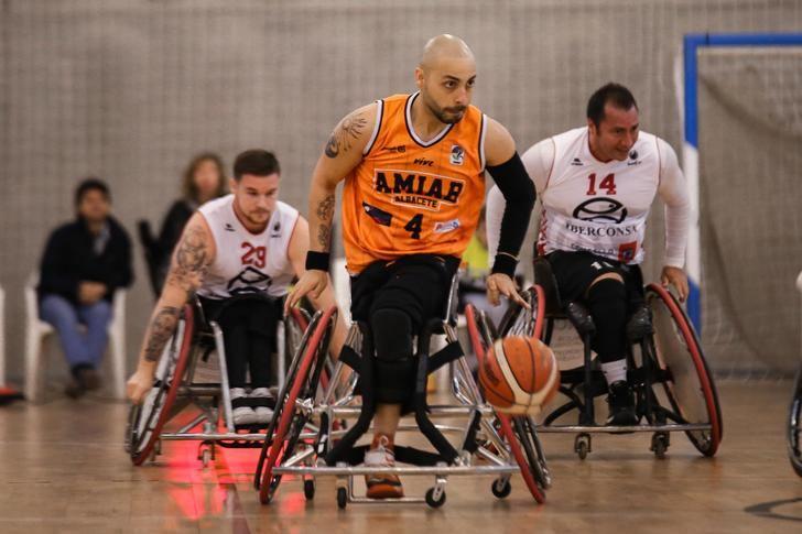El BSR Amiab Albacete confía en lograr la cuarta victoria consecutiva ante el Amfiv Vigo